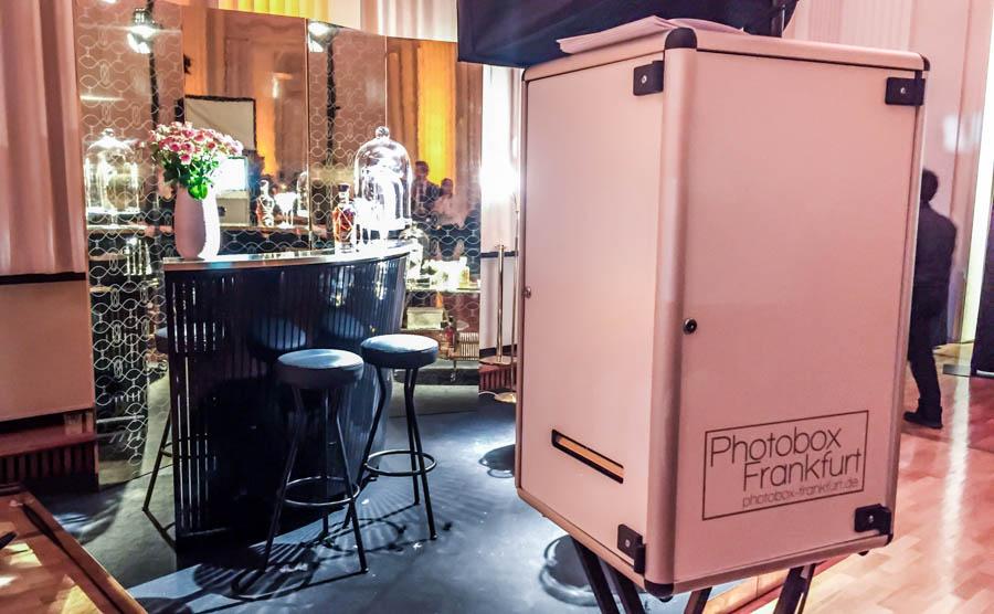 Photobooth Fotobox Fotokiste München Residenz